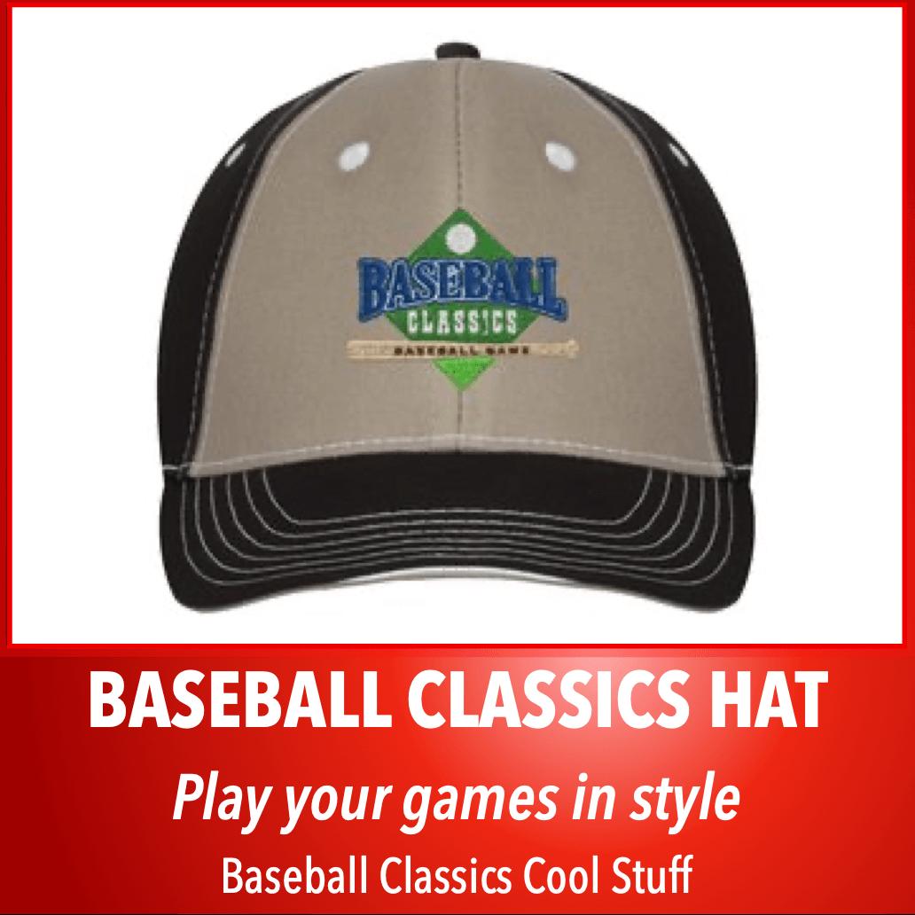 Baseball Classics Tri-Color Cap