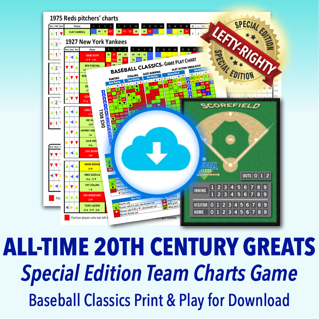 All-Time 20th Century Greats Team Charts Game download
