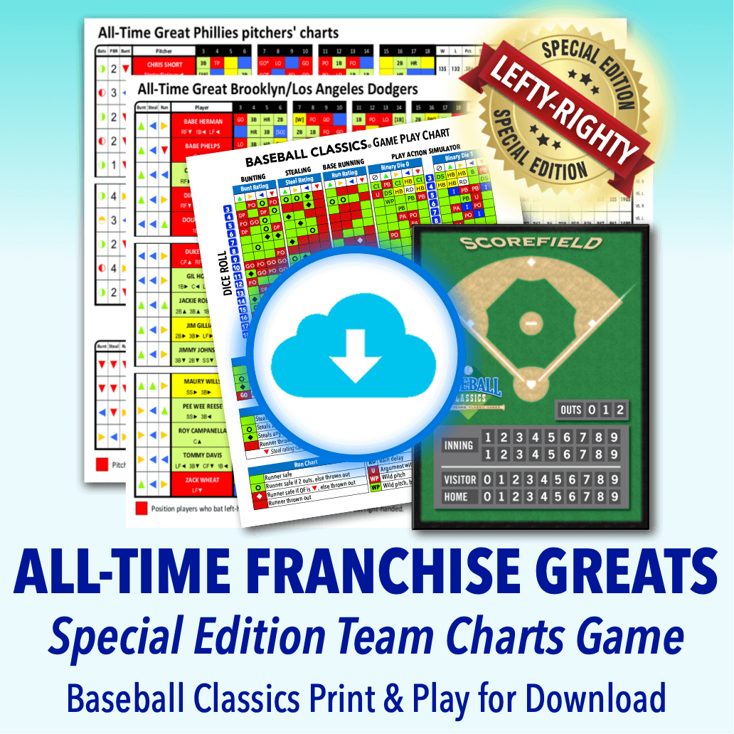 All-Time Franchise Greats Team Charts Game Download