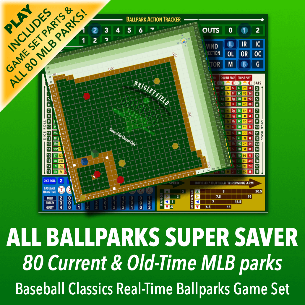 Real-Time Ballparks Super Savings Package